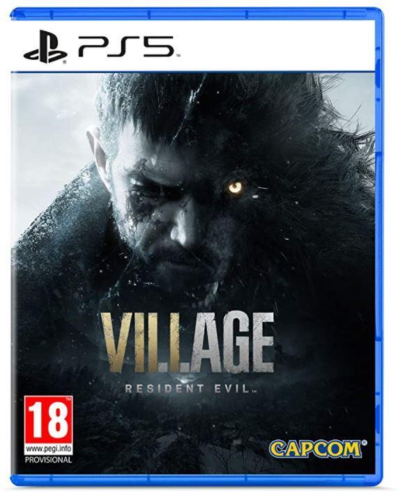 PlayStation Sony PlayStation PS5 Resident Evil Village - P5REHRCAP95265