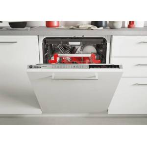 Hoover HDIN 4S613PS-80E Built-In Fully Integrated Dishwasher - Silver - C Rated - HDIN4S613PS-80E