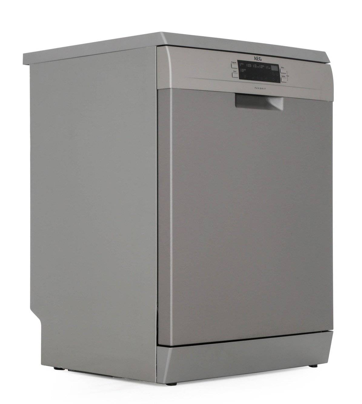 AEG Dishwasher with AirDry Technology - Stainless Steel - E Rated - FFE62620PM