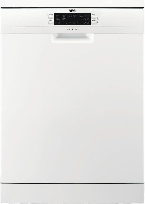 AEG Dishwasher - White - D Rated - FFE63700PW