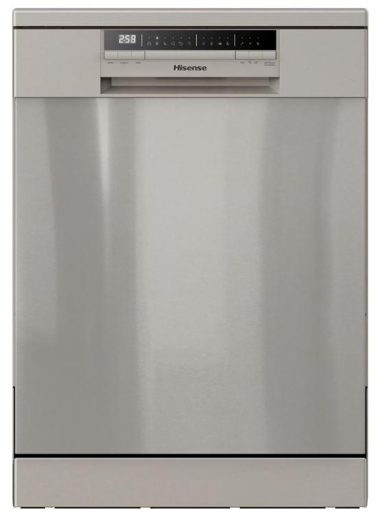 Hisense Dishwasher - Silver - E Rated - HS60240XUK