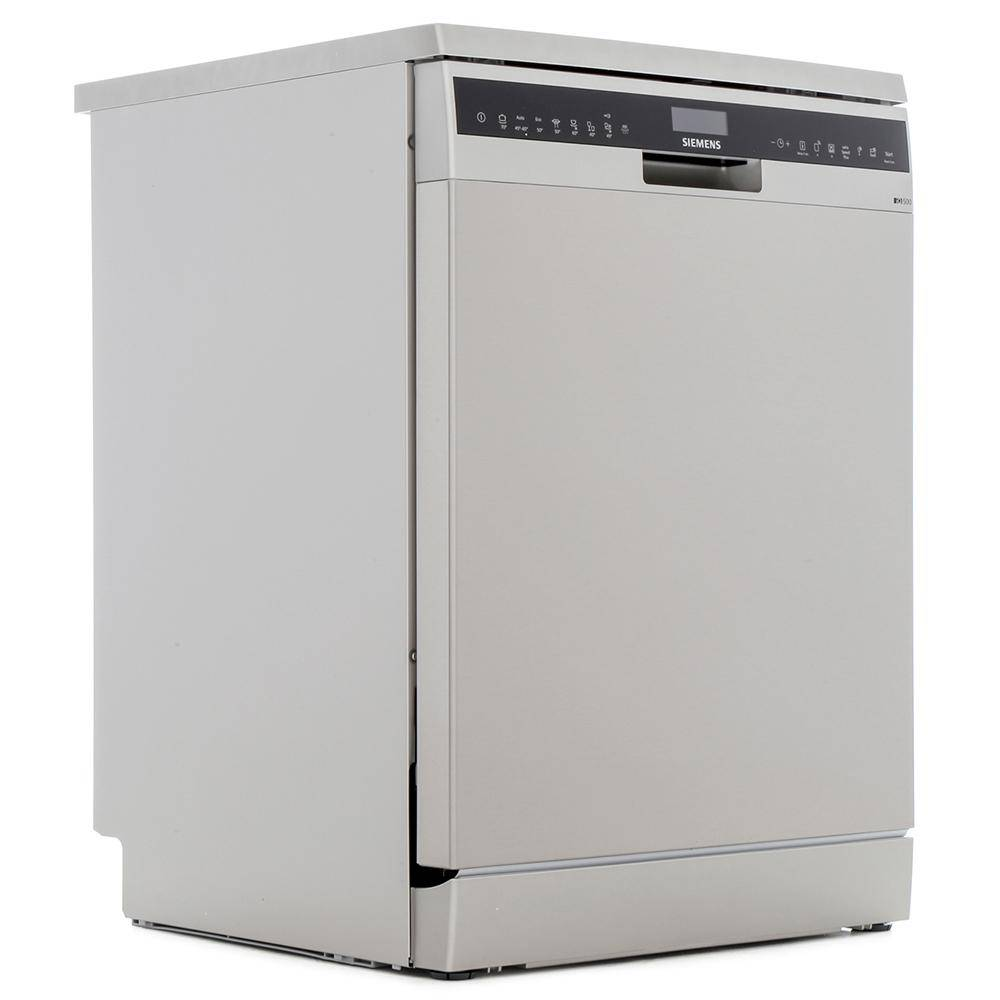 Siemens Dishwasher - Stainless Steel - D Rated - SN258I06TG
