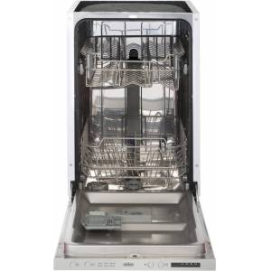 Belling IDW45 Built In Fully Int. Slimline Dishwasher - White