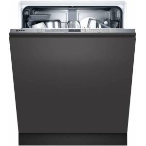 Neff Built In Fully Integrated Dishwasher - Stainless Steel - D Rated - S153HAX02G