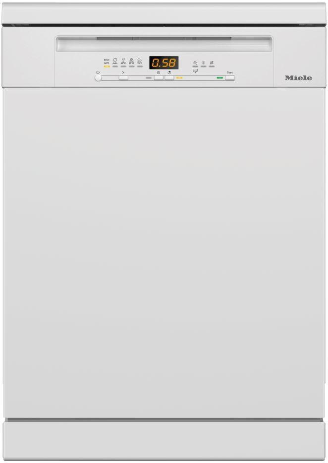 Miele G5210 SC White Dishwasher