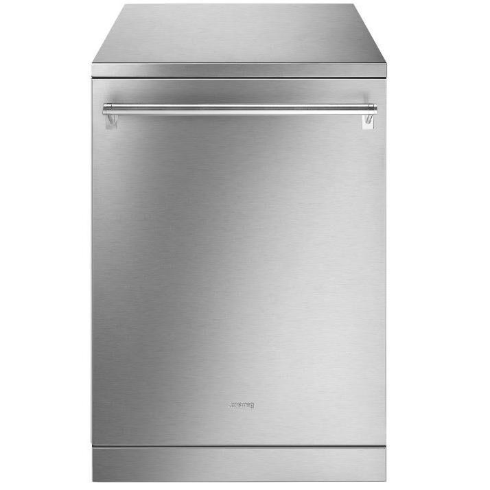 Smeg DFA13T3X Dishwasher - Stainless Steel