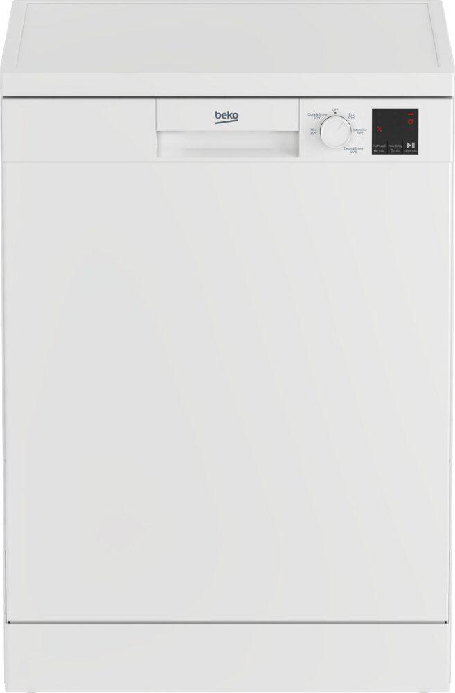 Beko DVN05C20W Dishwasher - White