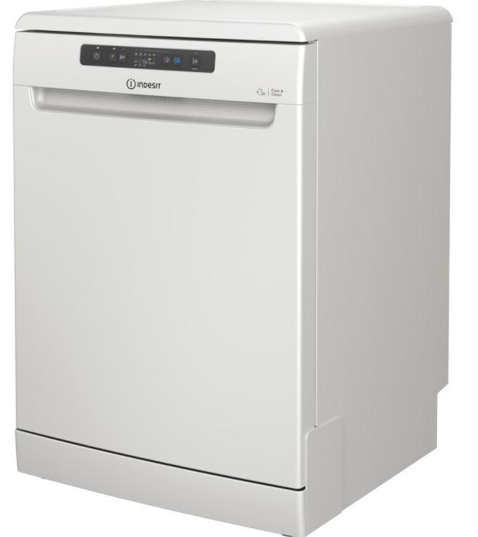 Indesit DFC 2B+16 UK Dishwasher - White