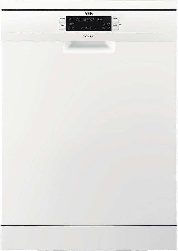 AEG FFE62620PW Dishwasher with AirDry Technology - White