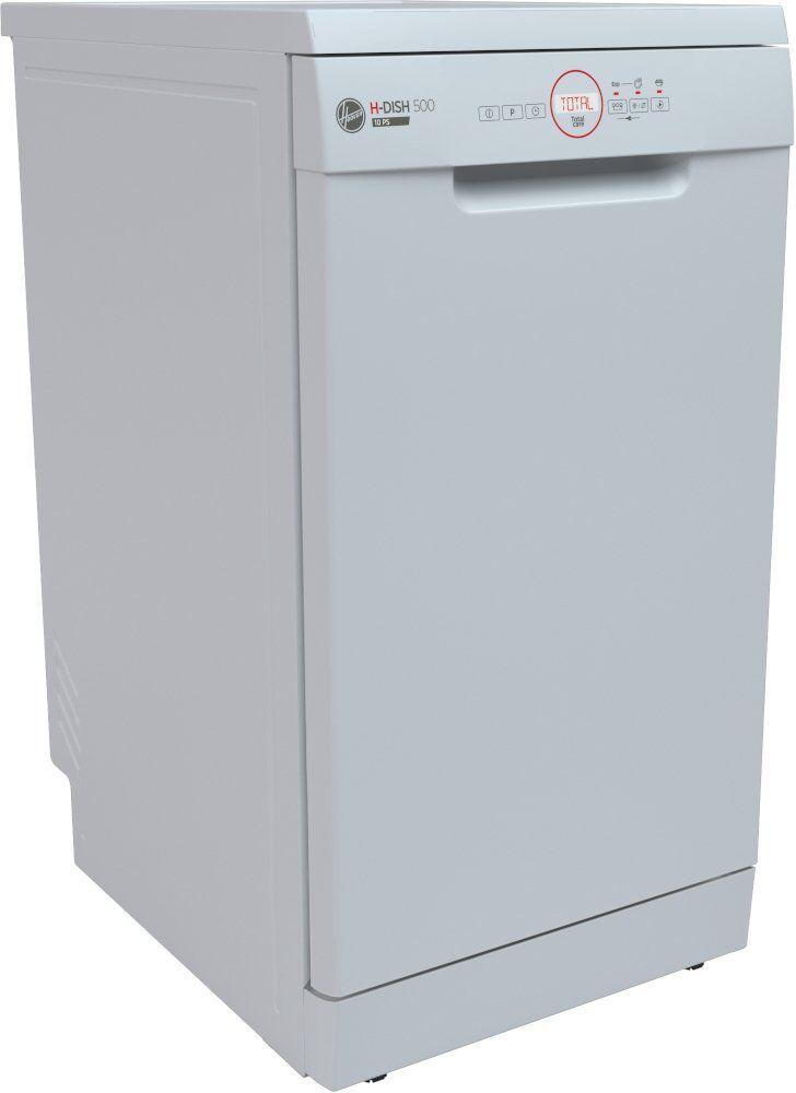 Hoover HDPH 2D1049W Slimline Dishwasher - White