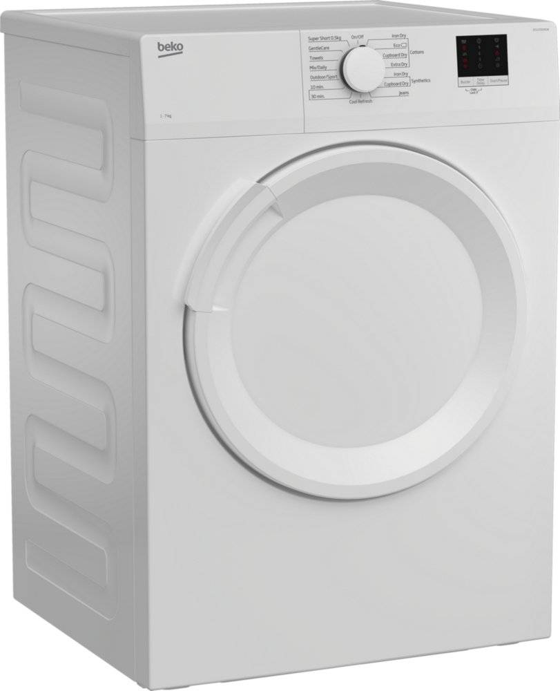 Beko DTLV70041W Vented Dryer - White