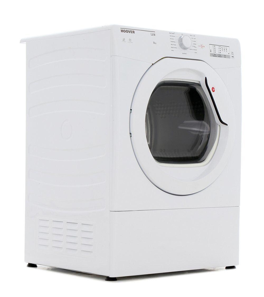 Hoover HLV8LG Vented Dryer - White
