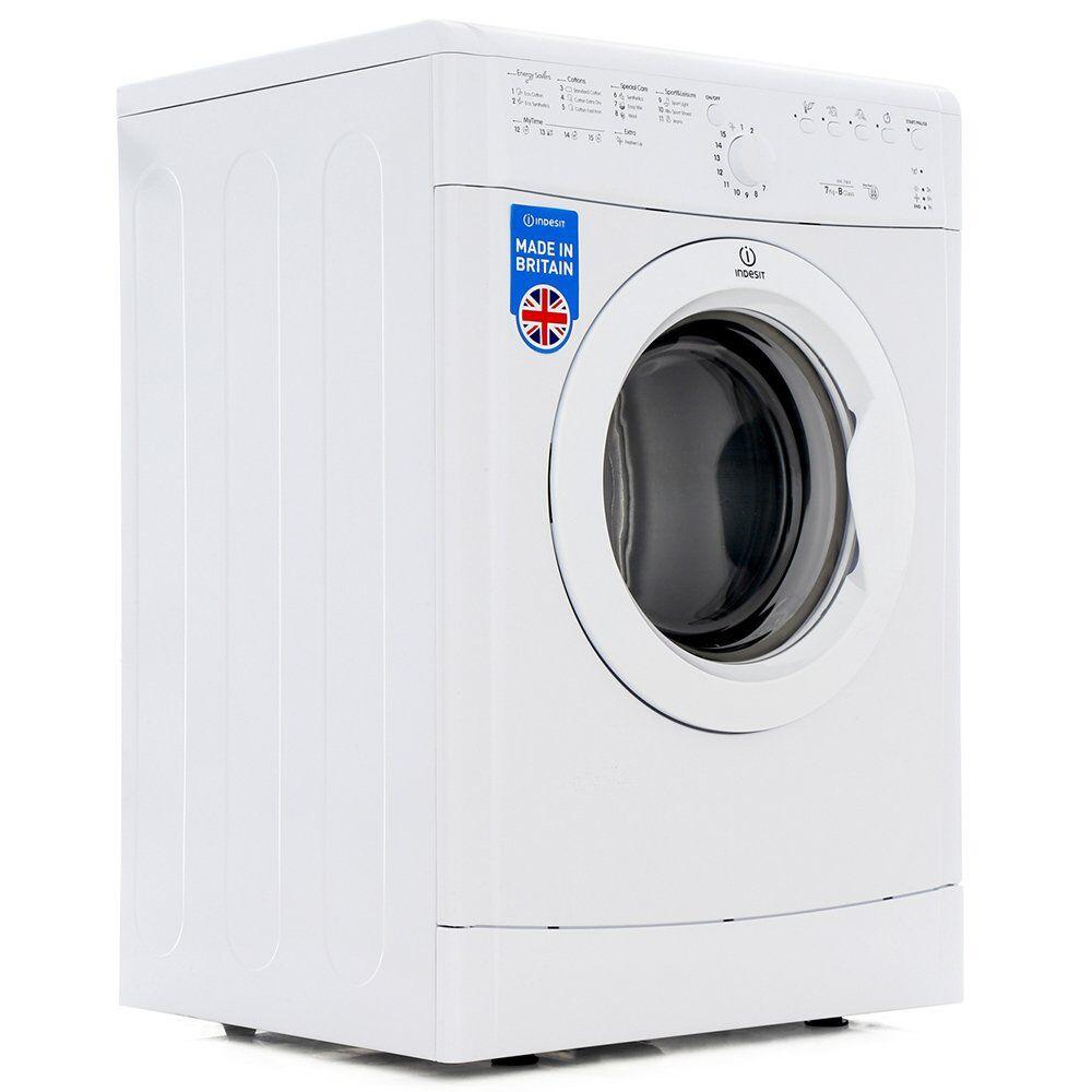 Indesit IDVL 75 BR.9 UK Vented Dryer - White