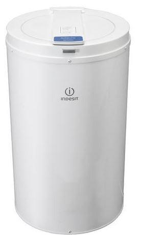 Indesit NISDP 429 Smart Pump Spin Dryer - White