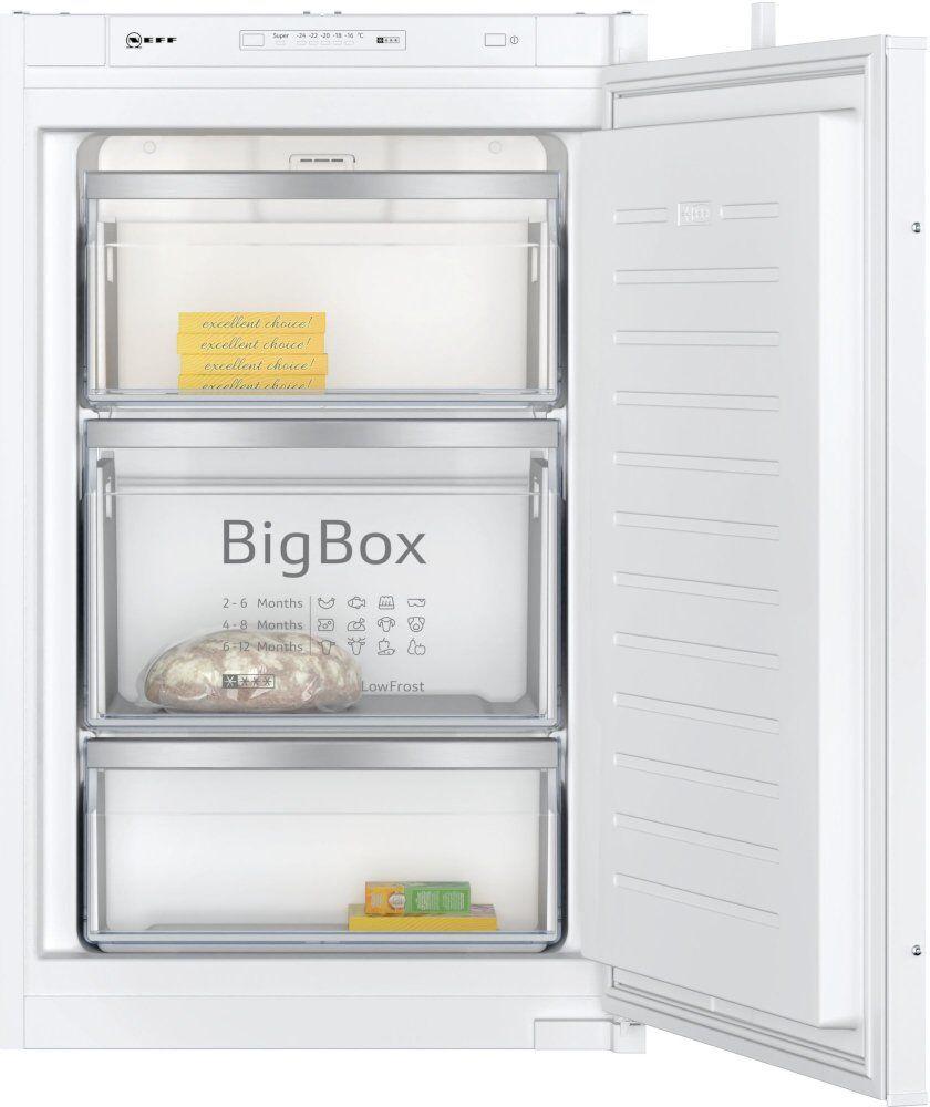 Neff Built-In Freezer - E Rated - GI1212SE0G