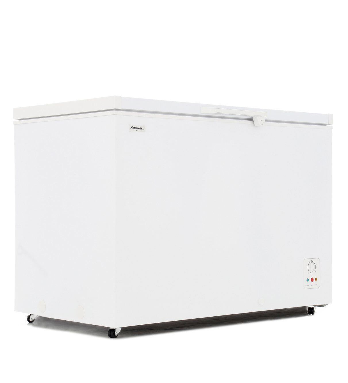 Fridgemaster Static Chest Freezer - White - F Rated - MCF306