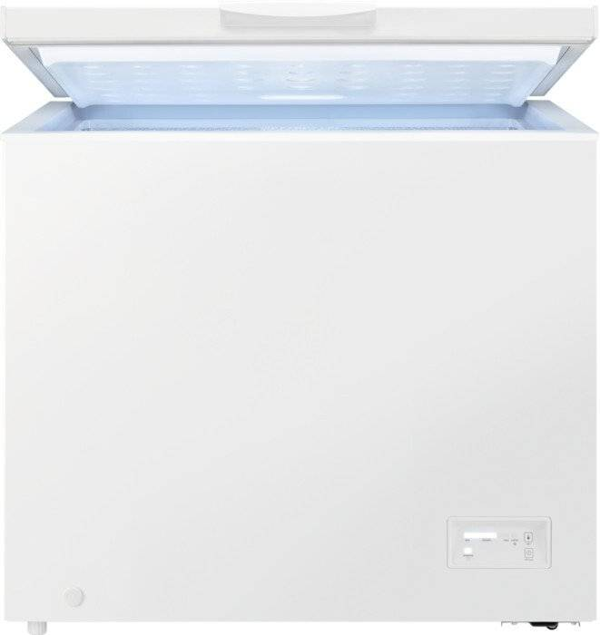 Zanussi Static Chest Freezer - White - F Rated - ZCAN20FW1