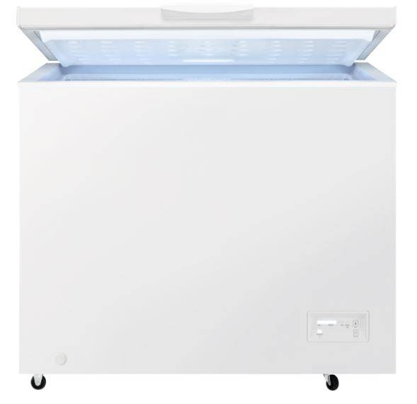 Zanussi Static Chest Freezer - White - F Rated - ZCAN26FW1