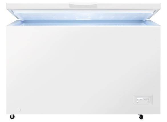 Zanussi Static Chest Freezer - White - F Rated - ZCAN38FW1