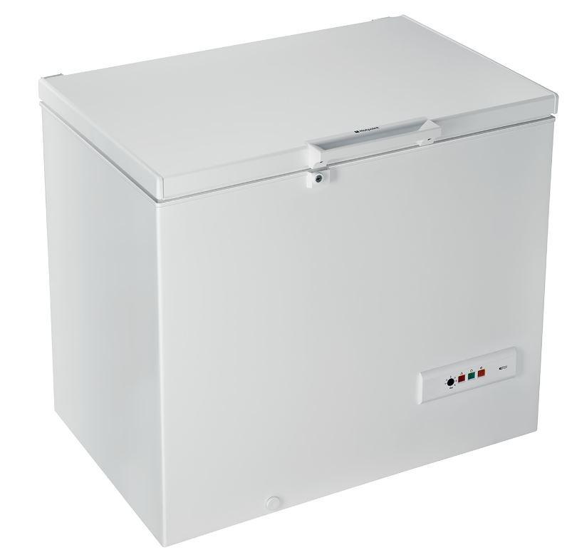 Hotpoint CS1A250HFA1 Static Chest Freezer - White
