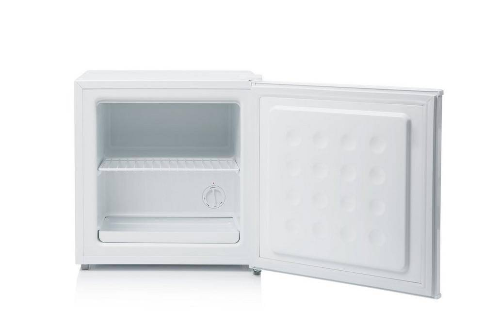 Haden HZ52W Static Compact Freezer - White