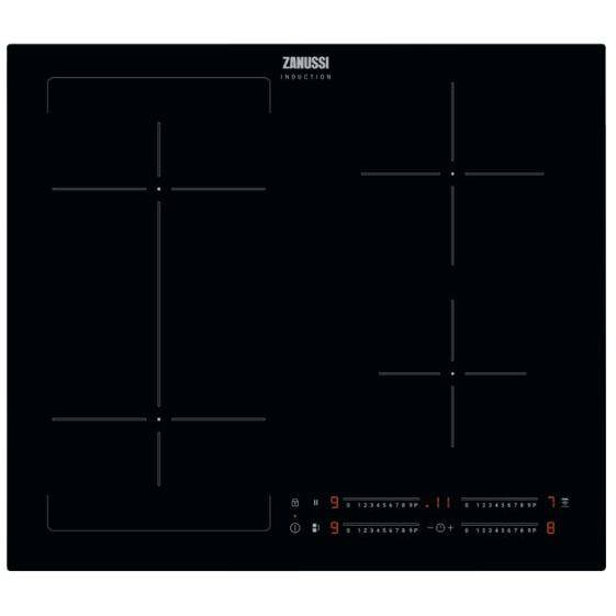Zanussi Induction Hob - Black - ZIFN644K