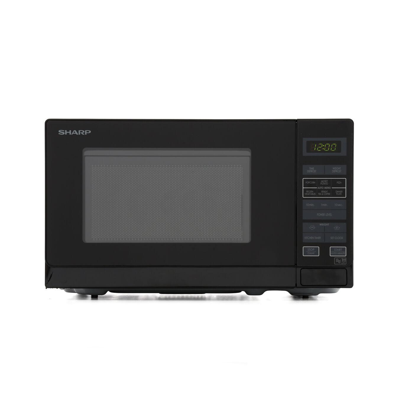 Sharp Microwave - Black - R272KM
