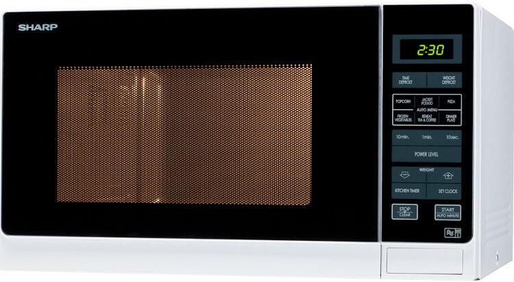 Sharp Microwave - White - R372WM