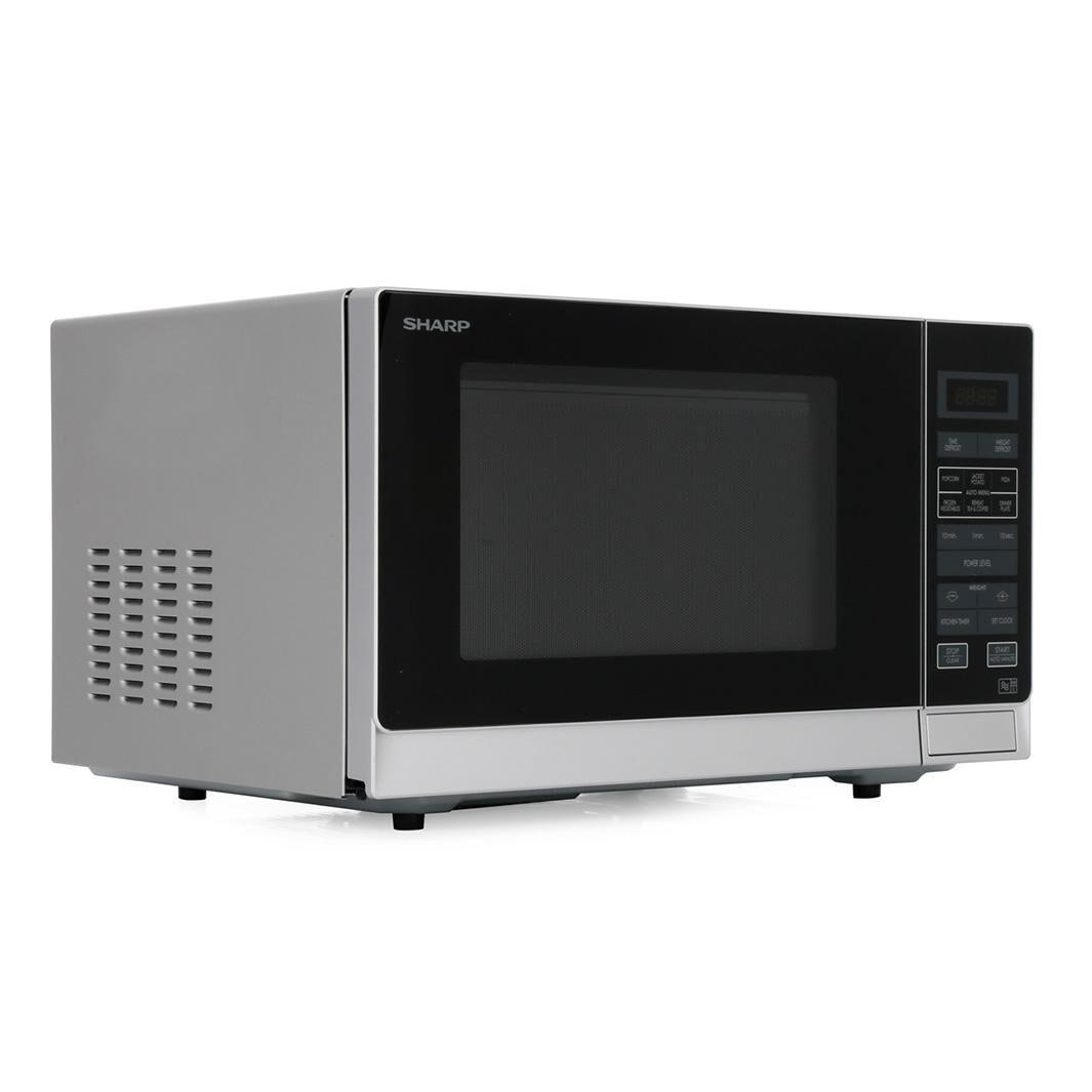 Sharp Microwave - Silver - R372SLM