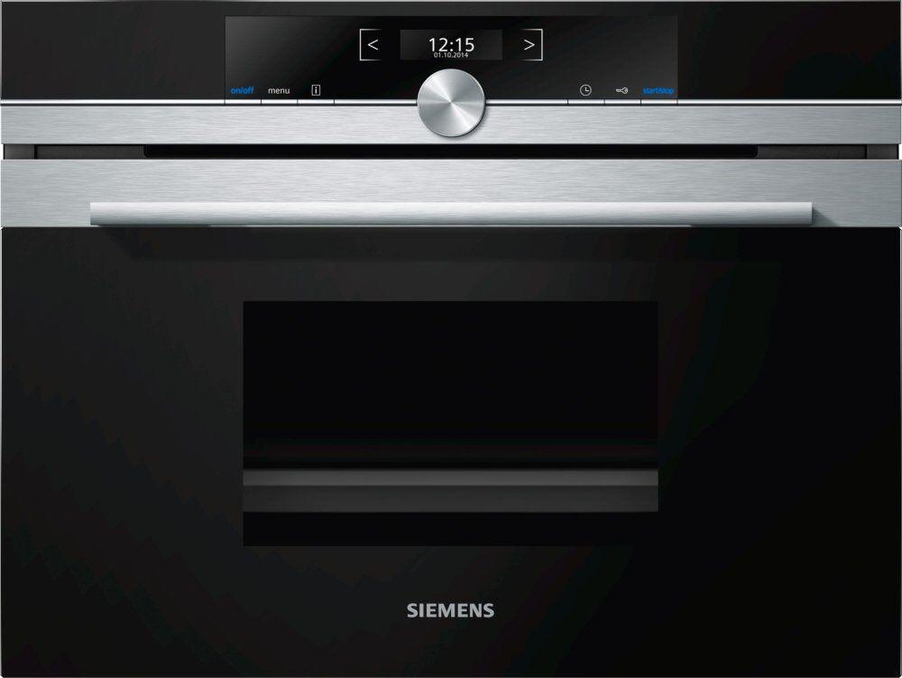 Siemens Steam Oven - Stainless Steel - CD634GAS0B