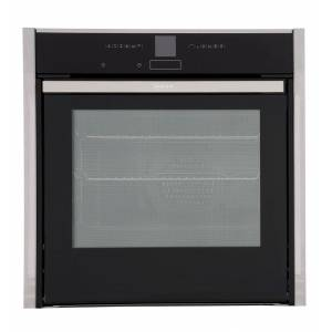 Neff N70 B57CR23N0B Single Built In Electric Oven - Stainless Steel