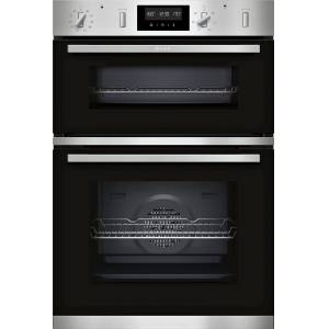 Neff N50 U2GCH7AN0B Double Built In Electric Oven - Stainless Steel