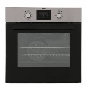 Zanussi ZZB35901XA Single Built In Electric Oven - Stainless Steel