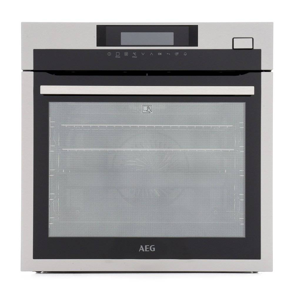 AEG BSE774320M SteamCrisp Single Built In Electric Oven
