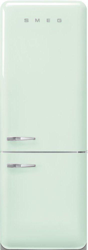 Smeg Fridge Freezer - E Rated - FAB38RPG5