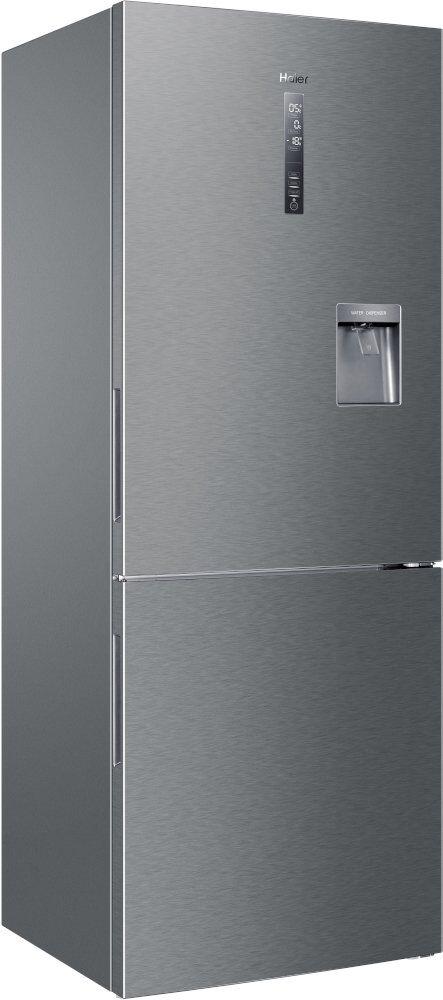 HAIER Fridge Freezer - E Rated - HDR5719FWMP