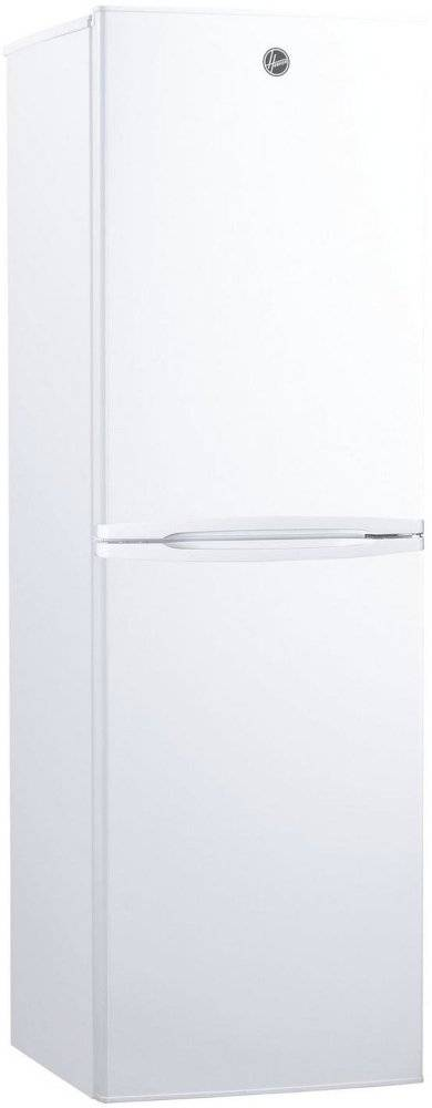 Hoover Fridge Freezer - White - F Rated - HHCS517FWK