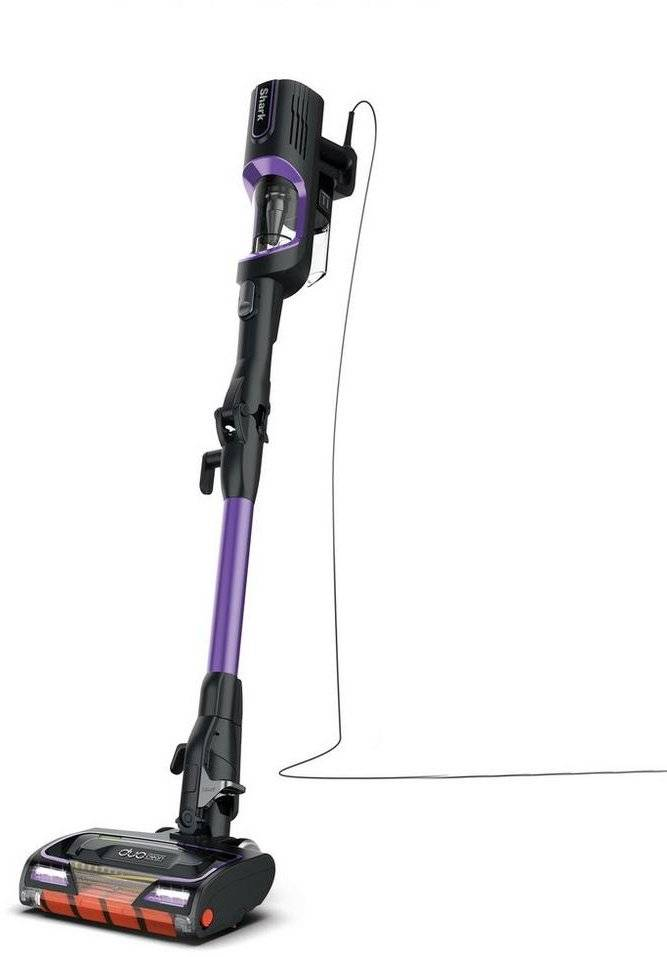 Shark Upright Vacuum Cleaner - Purple - HZ500UK