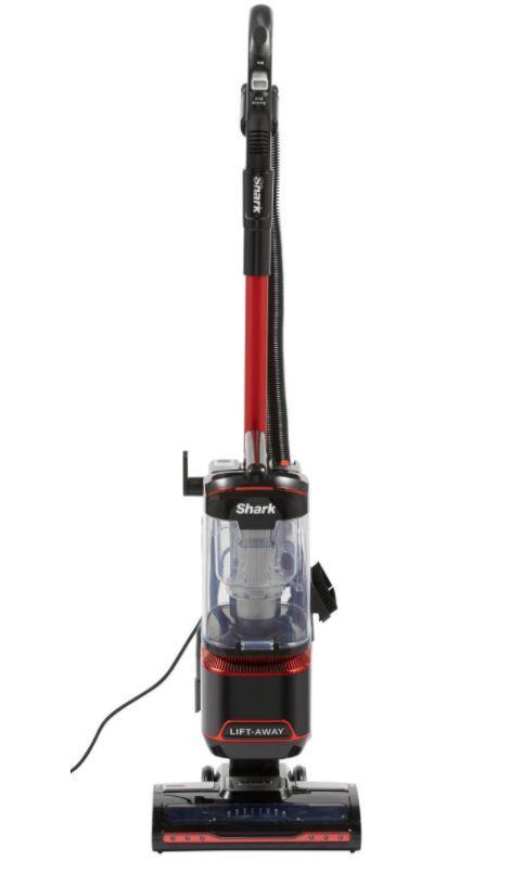 Shark Upright Vacuum Cleaner - Red - NV602UKT