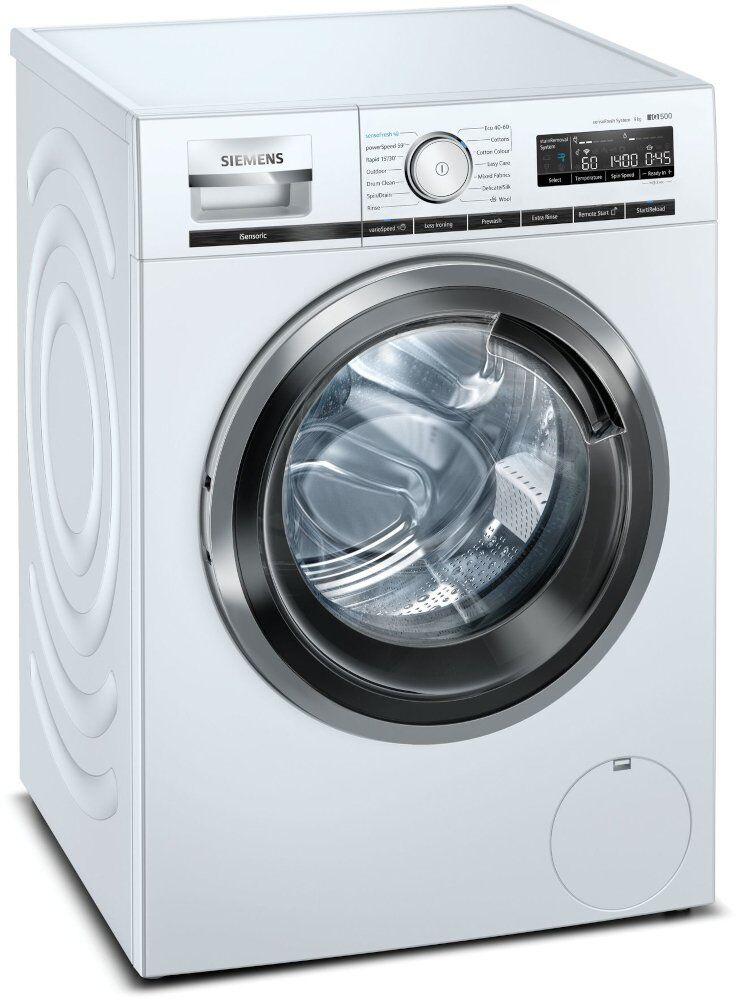 Siemens Washing Machine - White - B Rated - WM14VPH3GB