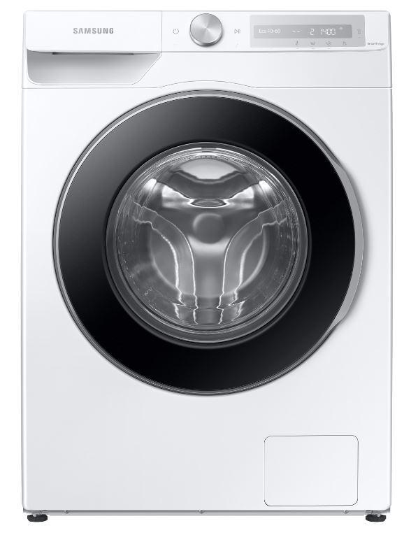 SAMSUNG Washing Machine - White - A Rated - WW90T634DLH