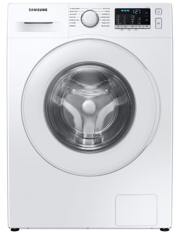 SAMSUNG Washing Machine - White - A Rated - WW90TA046TE