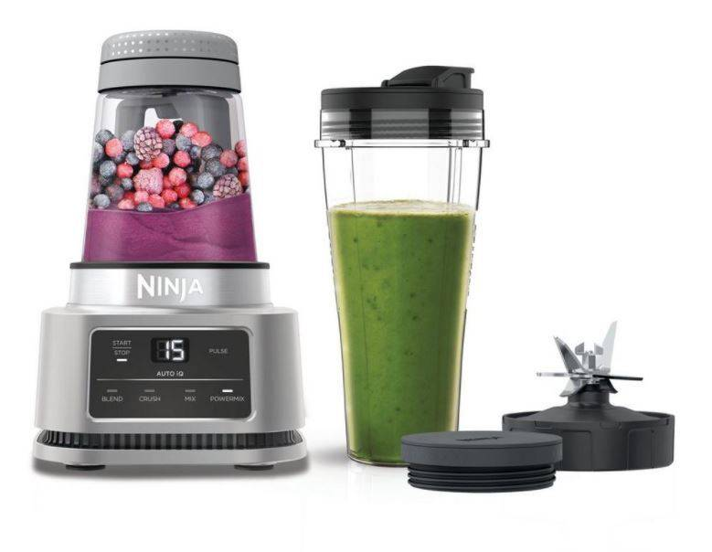 Ninja Blender - Silver - CB100UK