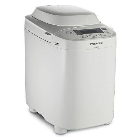 Panasonic SD-2501 Breadmaker - White - SD-2501WXC