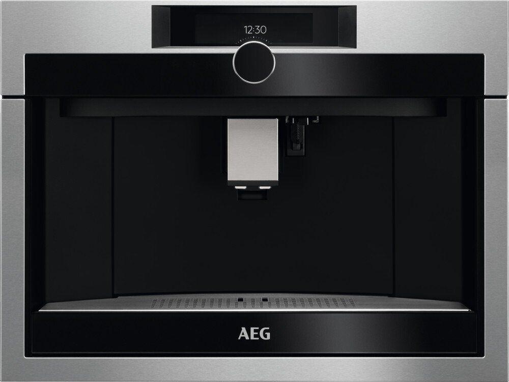 AEG Built In Coffee Machine - Stainless Steel - KKE994500M