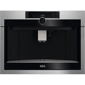 AEG KKE994500M Built In Coffee Machine - Stainless Steel
