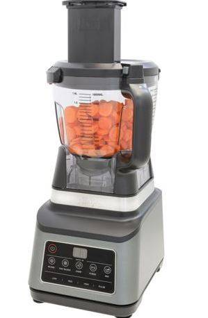 Ninja 3-in-1 Food Processor with Auto-IQ - Black - BN800UK
