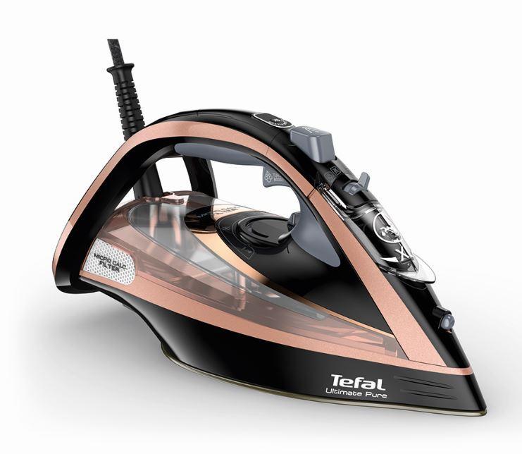 Tefal Steam Iron - Black - FV9845