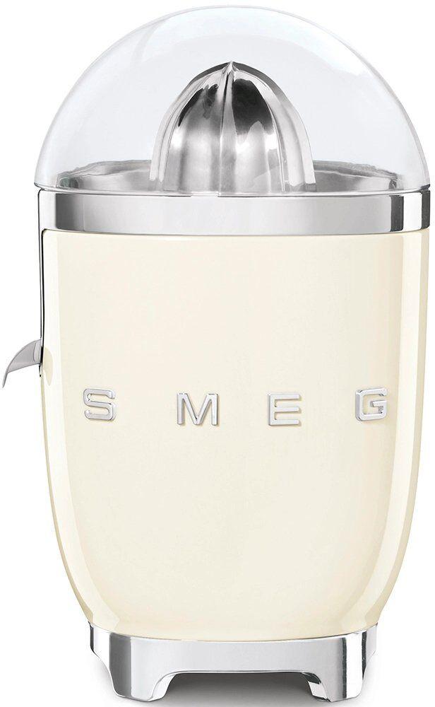 Smeg Retro Juicer - Cream - CJF01CRUK