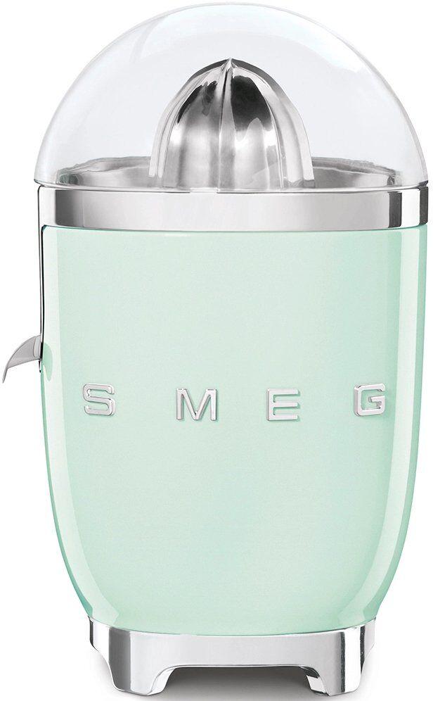 Smeg Retro Juicer - Green - CJF01PGUK
